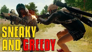 Download Sneaky And Greedy | PUBG Video