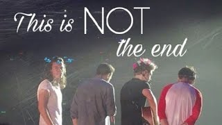 Download ONE DIRECTION CONFIRMING THEIR COMING BACK - #ThisIsNotTheEnd Video