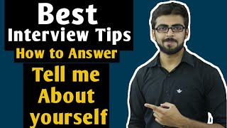 Download Best Interview Tips | Tell me about yourself - Perfect Answer | How to Introduce Yourself Video