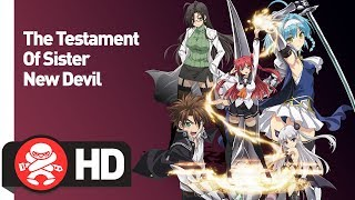 Download The Testament of Sister New Devil Complete Season 1 - Official Trailer Video