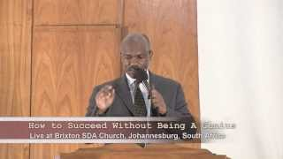 Download Randy Skeete - How To Succeed Without Being A Genius Video