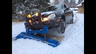 Download Snow Plowing 2017, First Snow Fall Video