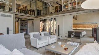 Download Prestigious Duplex in Barcelona, Spain Video