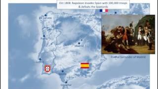 Download The Napoleonic Peninsular War Video