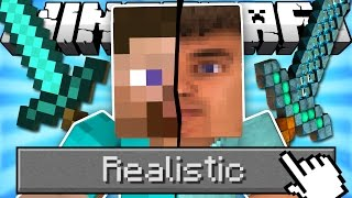 Download If Realistic Mode was Added to Minecraft Video