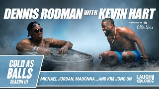 Download Dennis Rodman Becomes Supreme Leader of the Cold Tub | Cold as Balls | Laugh Out Loud Network Video