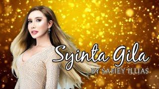 Download MV Syinta Gila - Safiey Illias TV SYINTA GILA Video