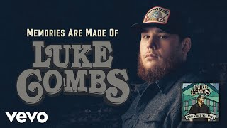 Download Luke Combs - Memories Are Made Of (Audio) Video