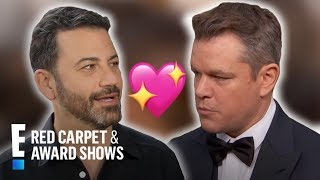 Download Matt Damon Talks Feud With Jimmy Kimmel at the 2017 Oscars | E! Live from the Red Carpet Video