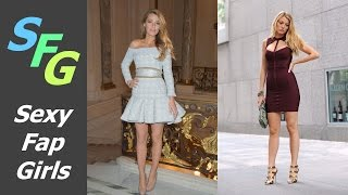 Download Blake Lively - Sexy Legs Fap Challenge Video
