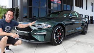Download Why do I LOVE driving the 2019 Ford Bullitt Mustang? - Raiti's Rides Video