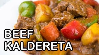 Download How to Cook Beef Kaldereta Video