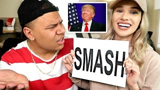 Download SMASH OR PASS!? (CELEBRITY EDITION) *SHE DUMPS ME* Video