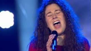 Download Gabriela Grossenbacher - Higher Ground - Blind Audition - The Voice of Switzerland 2013 Video