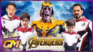 Download Avengers Endgame Trailer - Shot By Shot Kids Parody Video