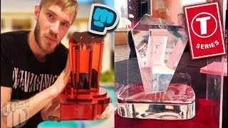 Download 8 YouTubers Who Got CUSTOM Play Buttons Video