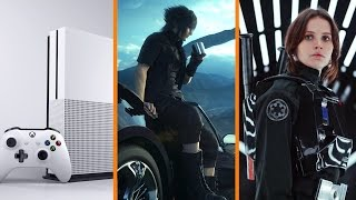 Download Xbox WINS Black Friday + FF XV WORST On PS4 Pro? + Rogue One Breaking Records - The Know Video