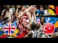 Download Great Britain v Turkey - Full Game - FIBA U20 European Championship 2018 Video