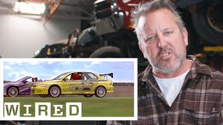 Download Every Car In 'Fast & Furious' Series Explained By The Guy Who Built Them   WIRED Video