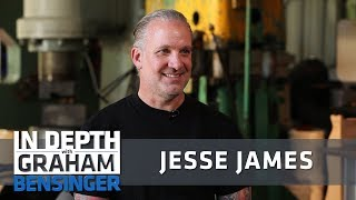 Download Jesse James: Why I won't make a bike for Sylvester Stallone Video