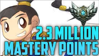 Download SILVER XIN ZHAO 2,300,000 MASTERY POINTS- Spectate Highest Mastery Points on Xin Zhao Video