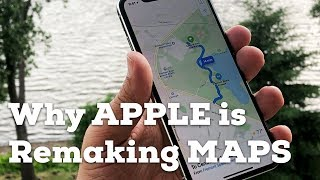 Download Why Apple is Remaking Maps Video
