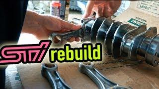 Download DIY Subaru Shortblock Rebuild - EJ25 Video