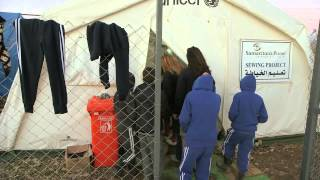 Download Lifting Up Lives in Northern Iraq - Operation Christmas Child - Samaritan's Purse Canada Video