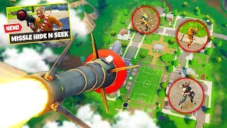 Download GUIDED MISSILE Hide and Seek in Fortnite Battle Royale Video