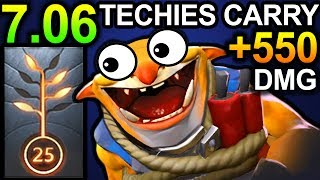 Download DEADLY TECHIES DOTA 2 PATCH 7.06 NEW META PRO GAMEPLAY Video