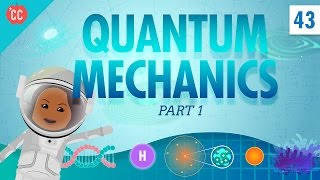 Download Quantum Mechanics - Part 1: Crash Course Physics #43 Video