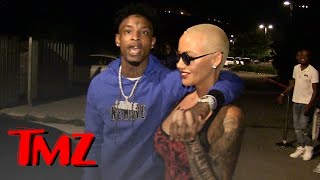 Download 21 Savage, I've Dated Amber Rose Way Longer than You Know | TMZ Video
