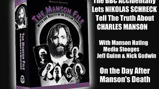 Download The BBC Accidentally Lets NIKOLAS SCHRECK Tell the Truth About Charles Manson Video