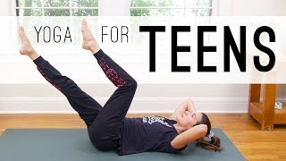 Download Yoga For Teens | Yoga With Adriene Video