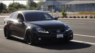 Lexus ISF sound after sikky headers and Joe Z exhaust Free