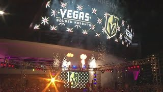 Download Welcome the Vegas Golden Knights Video