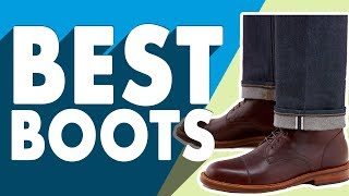 Download 3 Men's Boots You Need Right Now | Best Men's Boots Video