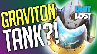 Download Overwatch - Graviton Tank With Damage TAUNT? (Efi Starts Building The Next Hero!) Video