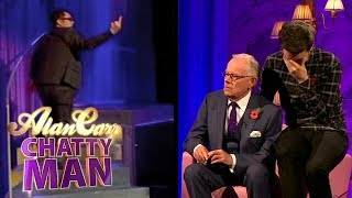 Download Jack Whitehall's Dad Makes Alan Carr Walk Off Stage | Alan Carr: Chatty Man Video