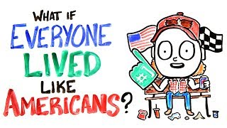 Download What If Everyone Lived Like Americans? Video