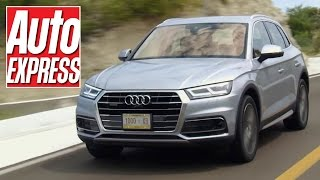 Download New 2017 Audi Q5 review: is Audi's SUV excellence exciting enough? Video