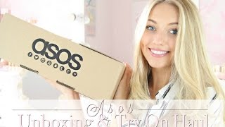 Download HUGE Summer Asos Unboxing & Try On Haul 2016 | Freddy My Love Video