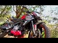 Download 2017 Pulsar 200 NS Laser Edged First Ride Review, Walkaround, Exhaust Note Video