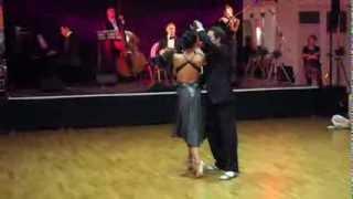 Download michelle + joachim   Tangofest Bielefeld ″Oblivion″ with Solo Tango Orquesta Video
