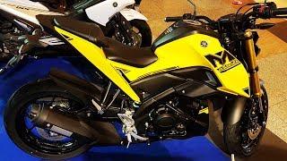 Download Yamaha M-Slaz 2017 ราคา 89,500 บาท Video