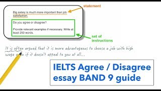 Download IELTS Writing task 2: agree or disagree essay Video
