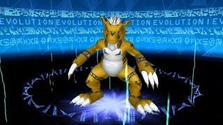 Download Digimon World Next Order - Starter Digimons Digivolutions Video