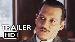 Download Murder on the Orient Express Official Trailer #2 (2017) Johnny Depp Drama Movie HD Video