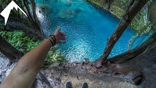 Download CLIFF JUMP GONE WRONG IN CEBU PHILIPPINES Video