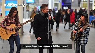 Download Matt Terry surprises young cancer survivor for an incredible #ActOfUnity for World Cancer Day 2017 Video